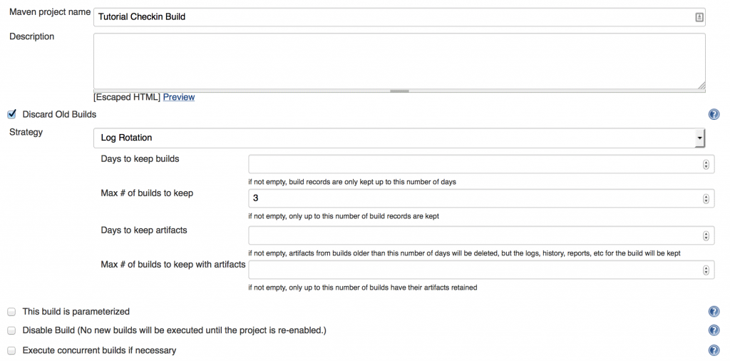 Continuous Integration using Jenkins, Maven and EC2 Slaves